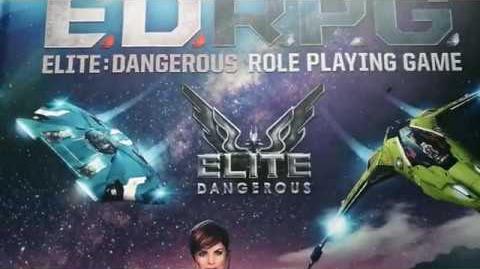 Elite- Dangerous RPG; First impressions