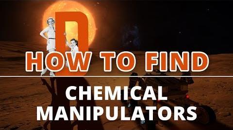 Elite Dangerous How to Find Chemical Manipulators?