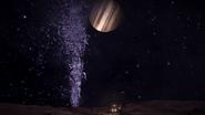 Ice Geyser on Europa