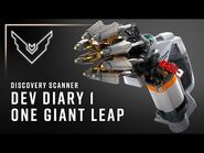 Discovery Scanner - Dev Diary - One Giant Leap