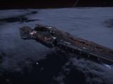 Крупный корабль
