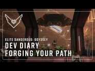 Elite Dangerous- Odyssey - Road to Odyssey Part 2 - Forging Your Path
