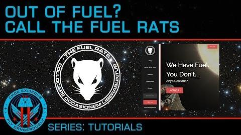 Tutorial Out of Fuel? Call the FuelRats!