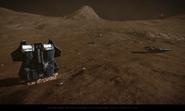Anaconda Graveyard in HD 76133 Planet 1 C