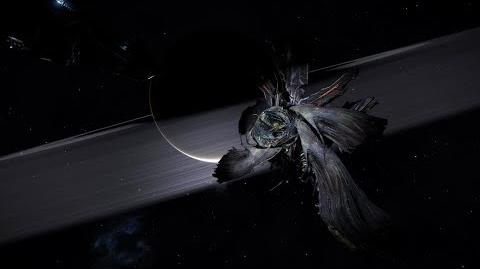 A Look At The Thargoid Wrecks