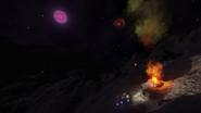 Lava-Spout-Dark-Planet