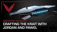 Discovery Scanner - Crafting the Krait