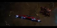 Thargoid-Heart-and-Cobra-Ship