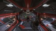 Krait Phantom cockpit interior