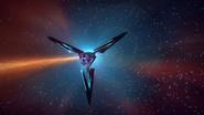 XG9-Lance-Hybrid-Fighter