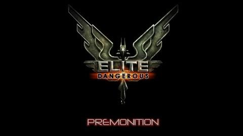 Elite Dangerous Premonition Reading from Fantasticon