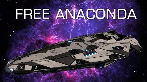 Free Anaconda from Hutton Orbital
