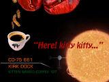CD-75 Kitten Brand Coffee