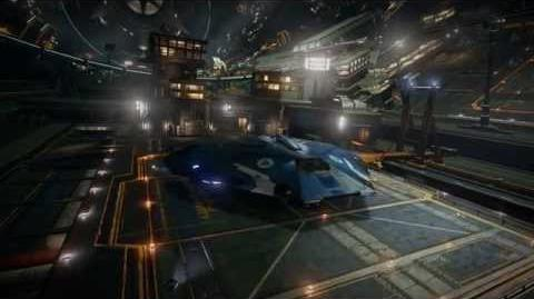 Designing the Future - The Ships of Elite Dangerous