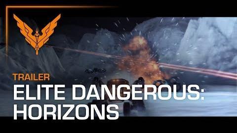 Elite Dangerous Horizons Launch Trailer