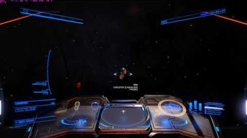 The Unknown Probe shut down my ships! And Talked...