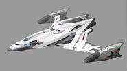 Imperial Cutter concept art 02