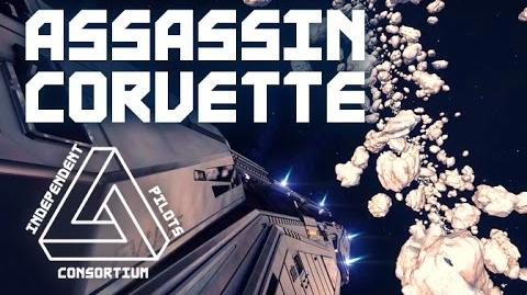 Assassin Corvette - Built For The Kill