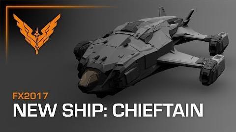 New Ship Chieftain - Elite Dangerous