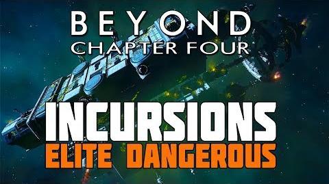 Elite Dangerous - Incursions - The Thargoid Invasion Changes