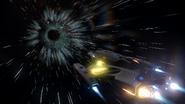 Elite Dangerous hyperspace jump