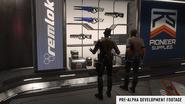 Pioneer Supplies weapons