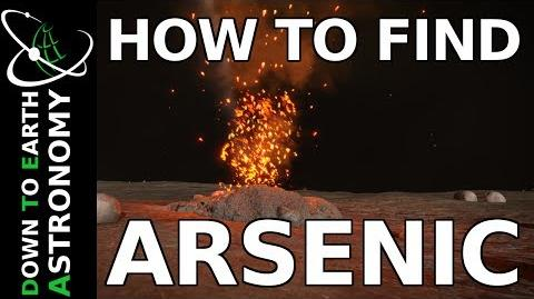 HOW TO FIND ARSENIC ELITE DANGEROUS