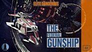 The Federal Gunship Elite Dangerous