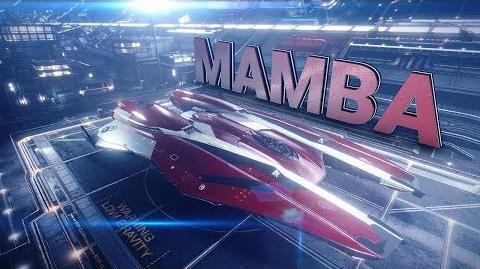Ship Introducing Mamba - Elite Dangerous Short cinematic video