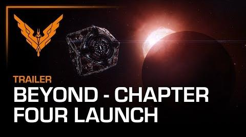 Elite Dangerous Beyond - Chapter Four Release Date Announcement