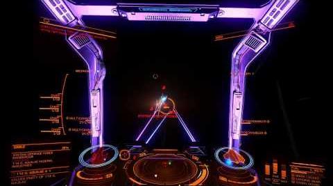 Elite Dangerous - Cytoscrambler initial testing