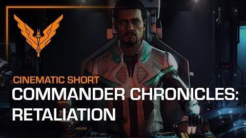 Commander Chronicles Retaliation - Elite Dangerous