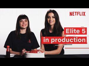 Elite Netflix - Temporada 5 en Producción