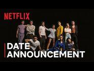 Elite- Season 4 - Date Announcement - Netflix