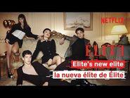 ELITE's new Elite - Netflix