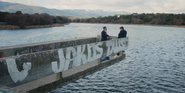 Bridge of Valmayor Reservoir 2