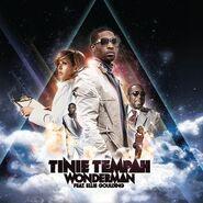 Tinie Tempah Wonderman cover