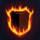 Ability Icon Fire Shield