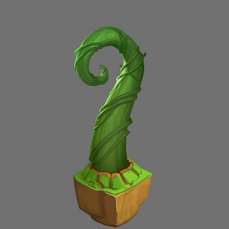 Forest Tentacle Concept
