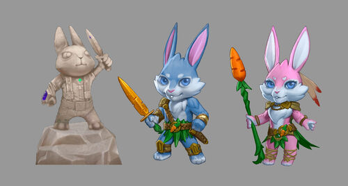 Hares Concept