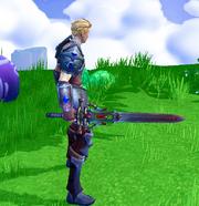 Sword of Decisive Offensive Screenshot