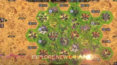 Elvenar - Gameplay Trailer