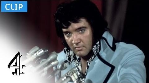 Elvis Presley's DNA Results Dead Famous DNA (S1-Ep1) C4-0