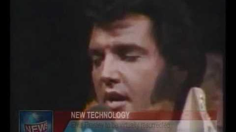 Elvis Presley to be virtually resurrected