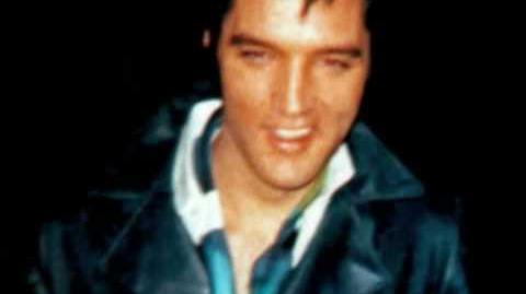 Elvis - Walking in Memphis.