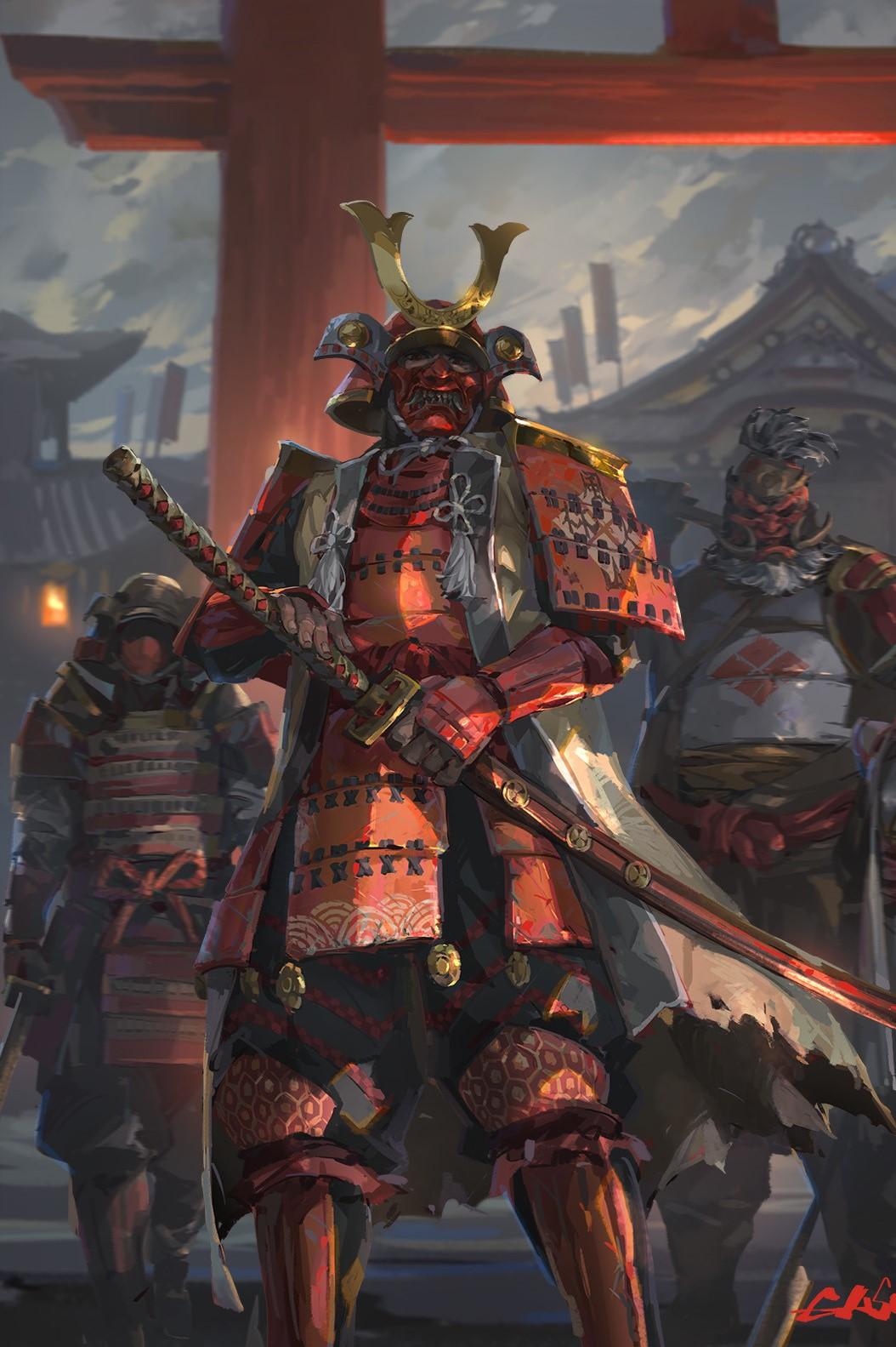 Nodachi Samurai Variant Renderrs Dnd Resource Fandom