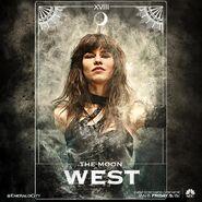West Tarot Card