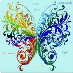 Seven Gems Butterfly
