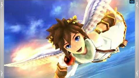 Kid Icarus: Uprising - Chapter 1: The Return of Palutena