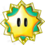 Power Star Badge